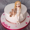 Emily - Communion Cake