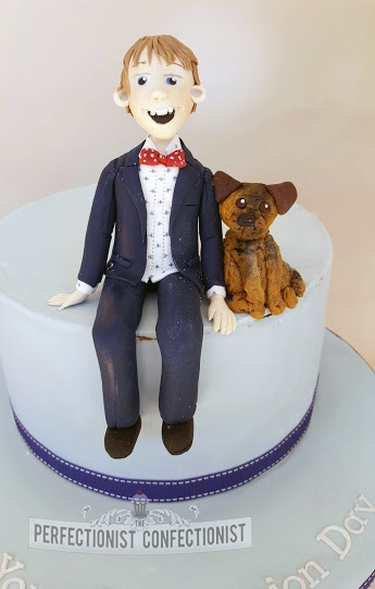 Alex - Communion Cake