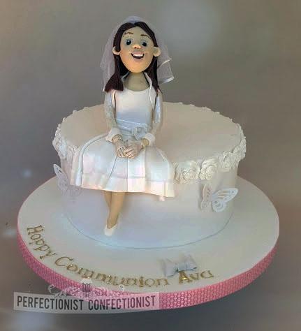 Ava - Communion Cake