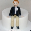 Darragh - Communion Cake