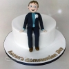 Aaron - First Holy Communion Cake