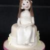 Aisling - Communion Cake Topper