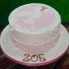 Zoe - Confirmation Cake