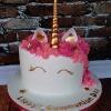 Libby - Unicorn Communion Cake