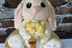 Willow - Bunny Cake Topper