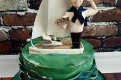 bere island, birthday cake, sailing cake, novelty cake, celebration cake, yachting, chocolate biscuit, cake topper, cakes dublin, cake malahide, cake swords, (2)