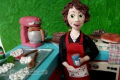 Clare - Kitchen Birthday Cake