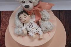 Ciara - Teddy Bear Topper