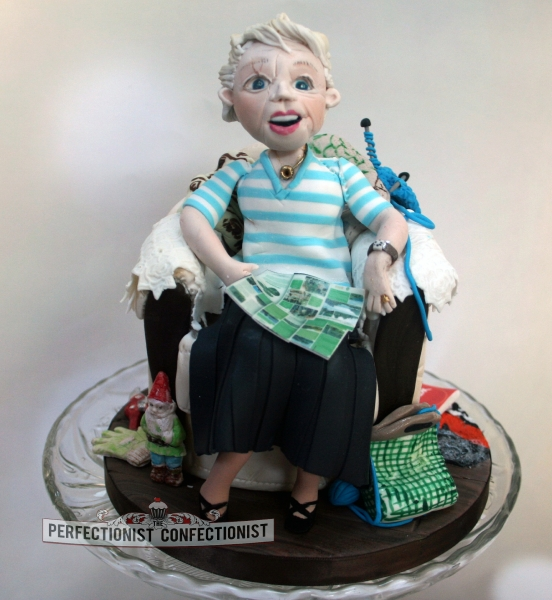 St Cake Toppers Ireland