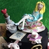 Sandra - Alice in Wonderland Birthday Cake