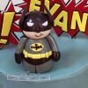 Evan - Batman Cake Topper