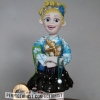 Paula - Irish Dancer Cake Topper