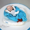 Maitiu - Christening Day Cake Topper