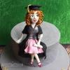 Gretel - Graduation Cake topper
