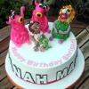 Manah Manah Muppets Cake Topper