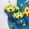 Aliens Cake Topper