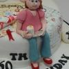 Sheila Cake Topper