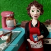 Clare - Kitchen Birthday Cake