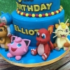 pokemon-birthday-cake-pikachu-cake-jElliot - Pokemon Birthday Cake