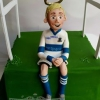 James - GAA Communion Cake Topper