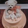 Ciara - Teddy Bear Topper