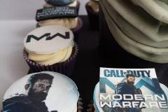 Captain Price - Call of Duty Modern Warefare Cupcakes