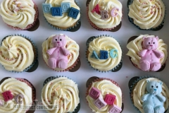 Valerie - Babyshower Cupcakes