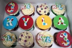 Kyla - Birthday Cupcakes