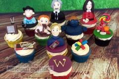 Zac - Willy Wonka Cupcakes