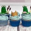 Ciara - Frog Prince Cupcakes