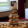 50 Fabulous Years - Anniversary Cupcakes