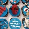 Yaesshna - Birthday Cupcakes