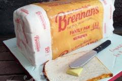 Alan - Brennans Bread Retirement Cake