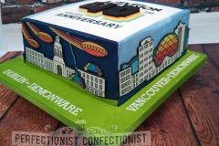 Activision - 40th Birthday Cake