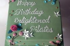 Enlightened Pilates - Birthday Cake