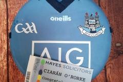 Ciarán - Dublin GAA jersey Retirement