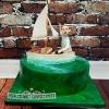 Jim - Sailing Cake