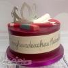 Conghairdeachas Niamh (Congratulations Cake Niamh )