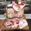 Kristine - Babyshower Cake