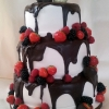 Tom & Sorcha - Wedding Cake