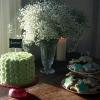 Kim and Richard- Dessert Table Wedding Cake