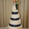 Marie and Darren - Wedding Cake