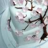 Cherry Blossom - Wedding Cake