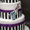 Jim and Maria - Parisian Wedding Cake